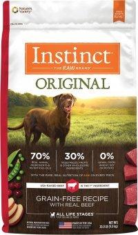 Instinct Original makanan anjing