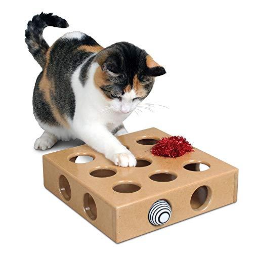 Mainan kucing hole